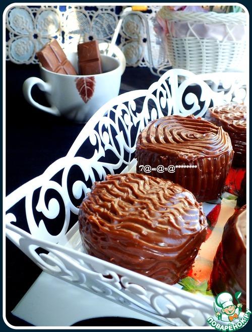 Пирожное «А-ля Choco-Pie»