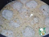 Тефтели в сливочно-ореховом соусе ингредиенты