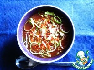 Луковый суп из диеты (вариации на тему) рецепт с фото как приготовить