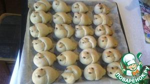 Как готовить Жаворонки на хлебной закваске вкусный рецепт с фотографиями пошагово