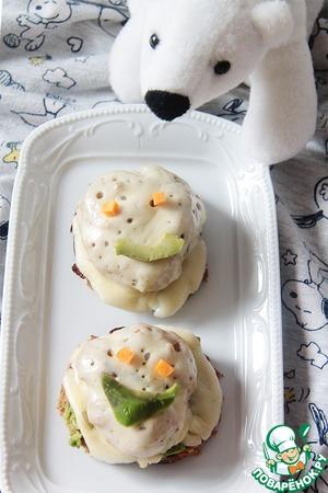 Рецепт Детские бургеры