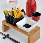 Темаки суши (суши-кулечки)