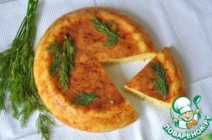 Рецепт Сырный кекс в мультиварке