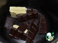 """Рулет """"Банан в шоколаде"""" ингредиенты"""