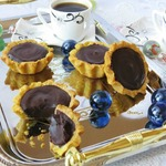 Мини-тарты с шоколадом от Гордона Рамзи