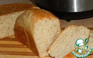 Рецепт Домашний хлеб с луком