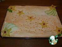Королевский пирог по рецепту Вериной бабушки ингредиенты
