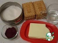 Шоколадно-зефирный рулет ингредиенты