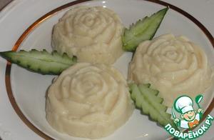 Рецепт Нежнейший хумус из нута с грибами