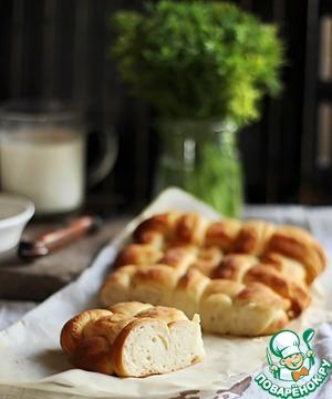 Рецепт Хлеб с ноткой лимона