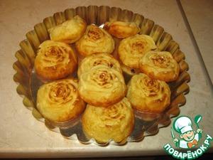 Рецепт Лимонно-творожные кексы