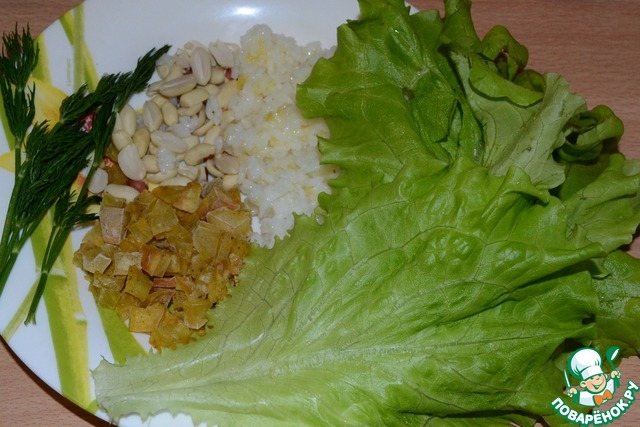 рис и картофель при панкреатите