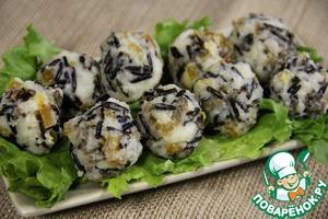 Рецепт Закуска из дикого риса и картофеля