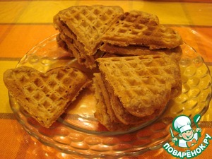 Рецепт Ржаные хлебцы