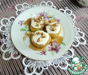 Рецепт Десерт из картофеля с тахинной пастой