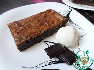 Рецепт Влажный шоколадный пирог