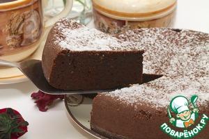 Рецепт Шоколадный пирог из мультиварки
