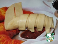 Булочки с сосисками ингредиенты