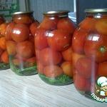 Консервированные огурцы и помидоры без стерилизации
