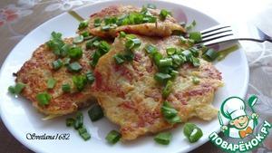 Рецепт Оладьи из картофеля
