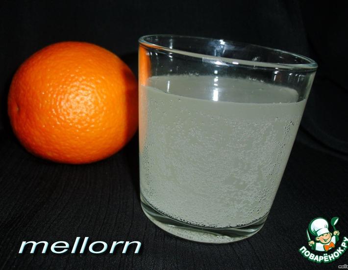Рецепт: Квас апельсиновый