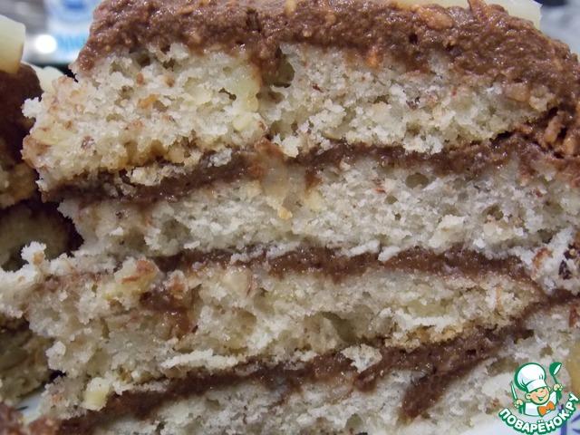 Как сделать торт постный 635