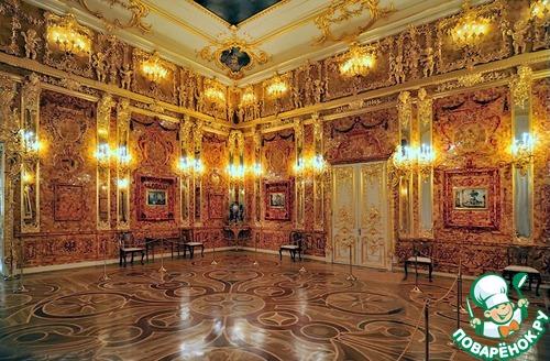 Где в санкт-петербурге находится янтарная комната