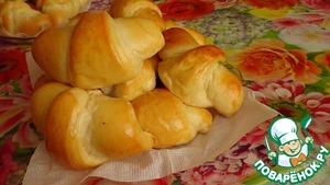 Рецепт Датские слоеные пирожки