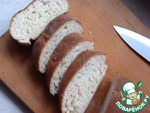 Рецепт Хлебушек на сухих дрожжах. Очень быстро