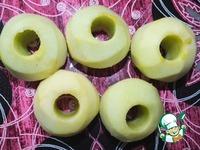 """Яблочки в """"шубке"""" ингредиенты"""
