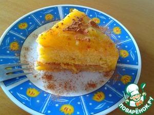 Рецепт Апельсиновый торт от Стельоса Парльяроса