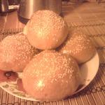 Бутербродные булочки как в Макдональдсе