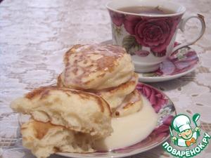Рецепт Ирландские пышки