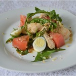 Салат из одуванчиков
