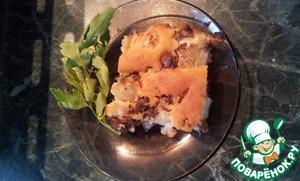 Рецепт Неожиданный пирог с цветной капустой и
