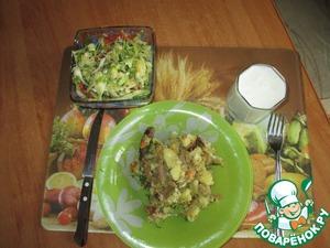 Готовим Жареная картошка на сале с мясом домашний рецепт приготовления с фотографиями пошагово
