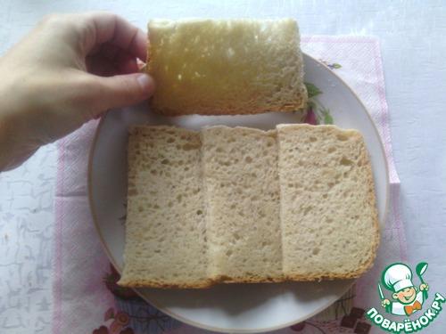 Чем можно смазать хлеб перед выпечкой