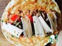 Мексиканские Такос по старинному рецепту ингредиенты