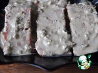 Рыба запечённая в сметанно-соевом маринаде ингредиенты