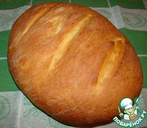 Рецепт Картофельный хлеб. (Финляндия)