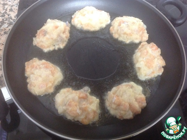 Горячие блюда пошаговое фото