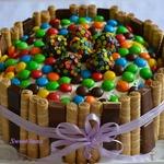 """Торт """"Яркий"""""""