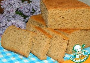 Рецепт Хлеб с соевым соусом
