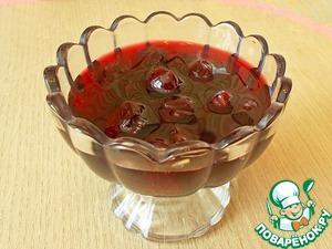 Рецепт Варенье из замороженой вишни