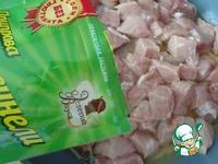 Азу из свинины в горшочках ингредиенты
