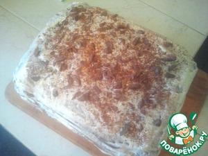 Рецепт Датский вишневый торт