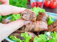 Румаки из маринованной куриной печени за 20 минут ингредиенты