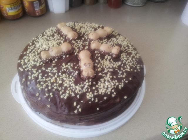 Торт для начинающих рецепт с фото