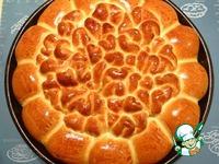 Пирог из булочек ингредиенты