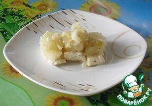 Рецепт Камбала тушеная в молоке